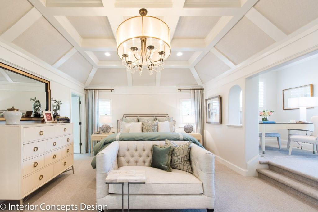 Bedroom Portfolio Interior Concepts Design House